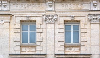 L'HOTEL DES POSTES   AGEN (47)